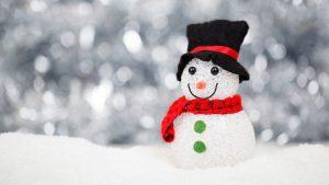 Christmas Holidays 2019